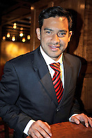 Carlos Ruiz of D.C. United during the 11th Annual Kickoff luncheon, at The Hamilton Live DC in Washington DC , Tuesday March 5, 2013.