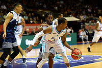 GRONINGEN - Basketbal, Donar - Pristina, voorronde Champions League, seizoen 2018-2019, 22-09-2018,  Donar speler Teddy Gipson
