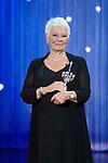 Judi Dench receives the Donosti Award during the 66th San Sebastian Donostia International Film Festival - Zinemaldia.September 28,2012.(ALTERPHOTOS/Paniagua)