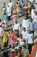 Tanzania Dar es Salaam, population / TANSANIA Dar es salaam, Bevoelkerung