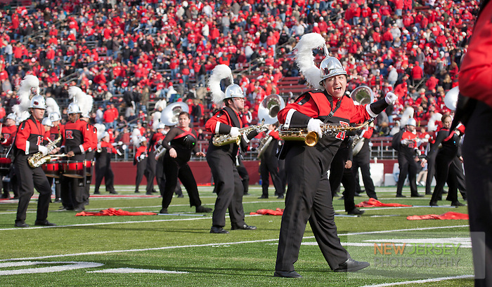 Rutgers University Marching Band, High Point Solutions Stadium, New Brunswick, New Jersey