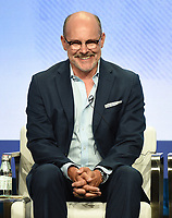 """BEVERLY HILLS - AUGUST 1: Rob Corddry onstage during the """"The Unicorn"""" panel at the CBS portion of the Summer 2019 TCA Press Tour at the Beverly Hilton on August 1, 2019 in Los Angeles, California. (Photo by Frank Micelotta/PictureGroup)"""