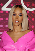 HOLLYWOOD, CA - DECEMBER 1: Serayah McNeill, at amfAR Dance2Cure Event at Bardot At Avalon in Hollywood, California on December 1, 2018. <br /> CAP/MPI/FS<br /> &copy;FS/MPI/Capital Pictures