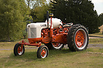 Case model 411 propane-powered tractor (1958)