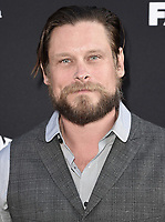 """LOS ANGELES - AUGUST 27: Trenton Rostedt attends the season two red carpet premiere of FX's """"Mayans M.C"""" at the ArcLight Dome on August 27, 2019 in Los Angeles, California. (Photo by Scott Kirkland/FX/PictureGroup)"""