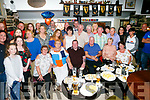 Trevor Cronin, Ballyduff, celebrates his 40th Birthday with family and friends at the Brogue Inn on Saturday