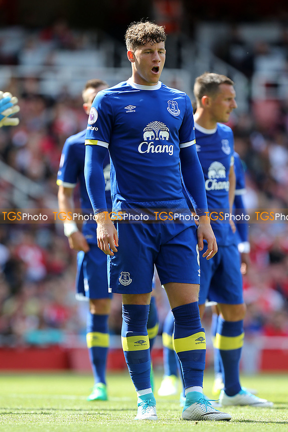 Ross Barkley of Everton yawns during Arsenal vs Everton, Premier League Football at the Emirates Stadium on 21st May 2017