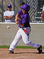 Amador Valley High School vs San Ramon Valley High School freshmen baseball at Amador Valley High School in Pleasanton, CA Saturday March 30. 2019. (Photo by Alan Greth)
