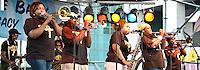 Pinettes Brass Band @ French Quarter Festival 2011.
