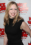 Chelsea Clinton.attending the Broadway Opening Night Performance of 'Nice Work If You Can Get it' at the Imperial Theatre on 4/24/2012 at the Imperial Theatre in New York City. © Walter McBride/WM Photography .