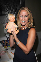 Erin Murphy with vintage Tabatha Doll<br /> &quot;Bewitched&quot; Fan Fare Day 4, Sportsman's Lodge, Studio City, CA 09-20-14<br /> David Edwards/DailyCeleb.com 818-249-4998