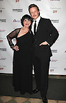 Will Chase & Chita Rivera attending the Broadway Opening Night Performance after party for 'The Mystery of Edwin Drood' at Studio 54 in New York City on 11/13/2012