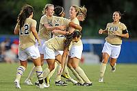 FIU Women's Soccer v. Akron (8/27/11)