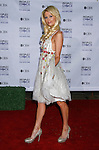 LOS ANGELES, CA. - January 07: TV Personality Paris Hilton arrives at the 35th Annual People's Choice Awards held at the Shrine Auditorium on January 7, 2009 in Los Angeles, California.