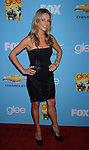 "HOLLYWOOD, CA. - September 07: Jessalyn Gilsig attends the ""Glee"" Season 2 Premiere Screening And DVD Release Party at Paramount Studios on September 7, 2010 in Hollywood, California."