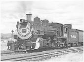 RD121 D&RGW K-37 Nos. 494, 495 & 496