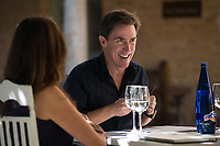 The Trip to Spain (2017) <br /> Rob Brydon<br /> *Filmstill - Editorial Use Only*<br /> CAP/KFS<br /> Image supplied by Capital Pictures
