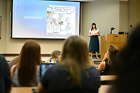 Summer Research Student Presentation