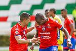 Deportivo Pasto venció 4-0 a Atlético Huila. Fecha 6 Liga Águila II-2019.
