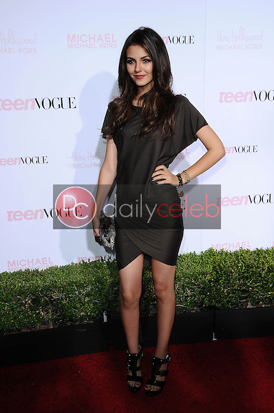 Victoria Justice<br /> at the 8th Annual Teen Vogue Young Hollywood Party, Paramount Studios, Hollywood, CA. 10-01-10<br /> David Edwards/DailyCeleb.com 818-249-4998