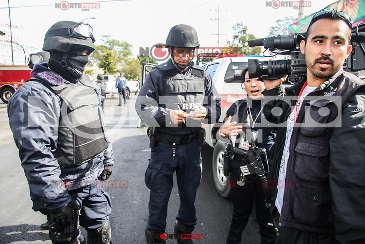 Beto, Camarografo de TV Azteca.
