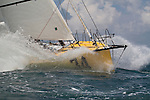 Le Pingouin Open 60 Velux 5 Oceans Brad Van Liew
