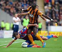 Hull City v Crystal Palace 4.10.14