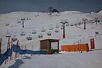 Col Rodella Ski Area, Canazei, Dolomites, Italy,