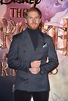 Neil Jones<br /> 'The Nutcracker and the Four Realms' European Film Premiere at Westfield, London, England  on November 01,  2018.<br /> CAP/PL<br /> &copy;Phil Loftus/Capital Pictures