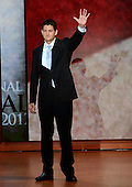 United States Representative Paul Ryan (Republican of Wisconsin), the GOP nominee for Vice President of the United States waves to the crowd after making remarks at the 2012 Republican National Convention in Tampa Bay, Florida on Wednesday, August 29, 2012.  .Credit: Ron Sachs / CNP.(RESTRICTION: NO New York or New Jersey Newspapers or newspapers within a 75 mile radius of New York City)
