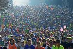 "Road running race ""Roma-Ostia Half Marathon"", 2015 edition"