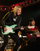 Joe Walsh and Robert Randolf at the Love for Levon benefit 2012.