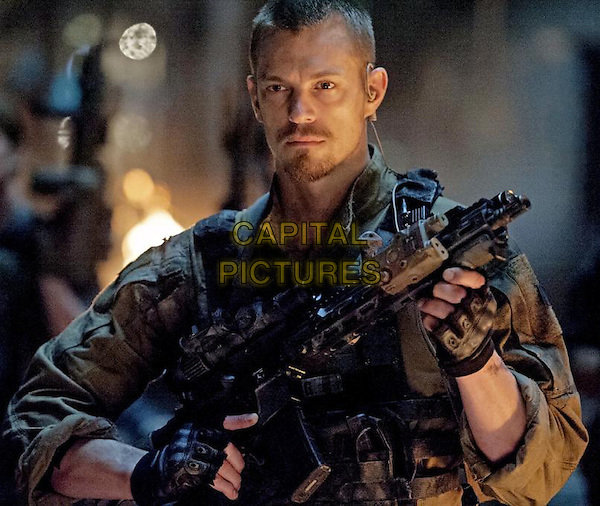Suicide Squad (2016)<br /> Joel Kinnaman 'Rick Flagg'<br /> *Filmstill - Editorial Use Only*<br /> CAP/PLF<br /> Supplied by Capital Pictures