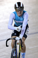 Angus Classen of West Coast North Island competes in the U17 sprint final at the Age Group Track National Championships, Avantidrome, Home of Cycling, Cambridge, New Zealand, Friday, March 17, 2017. Mandatory Credit: © Dianne Manson/CyclingNZ  **NO ARCHIVING**