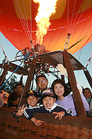 20100330 March 30 Gold Coast Hot Air Ballooning