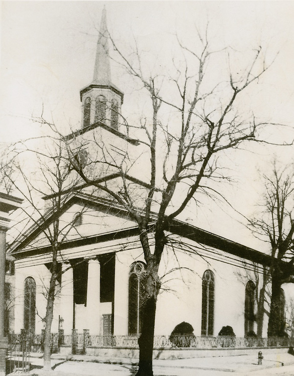 1958 June 27..Historical.Church..Old Christ Church..PHOTO CRAFTSMEN INC..NEG#.NRHA#..