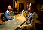 1618 Wine Lounge during 1/2 price bubbles night.