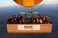 20150804 August 04 Hot Air Balloon Gold Coast