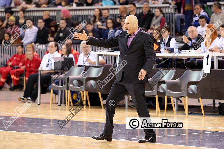 Marcel Tenter antrenor principal U-BT Cluj