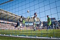 LA Galaxy vs Seattle Sounders FC, April 12, 2015