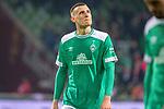 01.12.2018, Weser Stadion, Bremen, GER, 1.FBL, Werder Bremen vs FC Bayern Muenchen, <br /> <br /> DFL REGULATIONS PROHIBIT ANY USE OF PHOTOGRAPHS AS IMAGE SEQUENCES AND/OR QUASI-VIDEO.<br /> <br />  im Bild<br /> Maximilian Eggestein (Werder Bremen #35)<br /> entt&auml;uscht / enttaeuscht / traurig / Niederlage<br /> <br /> <br /> Foto &copy; nordphoto / Kokenge