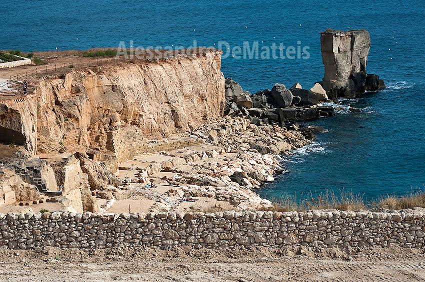 Porto Miggiano - Santa Cesarea Terme - 2012