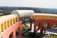 CURITIBA, PR, 23.07.2014 - TURISMO CURITIBA / PARQUE TANGUA -  Vista do parque tangua em Curitiba na manhã desta quarta-feira (23). O Parque Tanguá é um dos principais parques da cidade de Curitiba e foi construído onde existiam duas pedreiras, atualmente desativadas., localizado na região norte da cidade, no bairro Pilarzinho. Foi  Inaugurado em 23 de novembro de 1996, ocupa uma área de 235 mil m²1  e garante a preservação da bacia norte do rio Barigüi. (Foto: Paulo Lisboa / Brazil Photo Press)