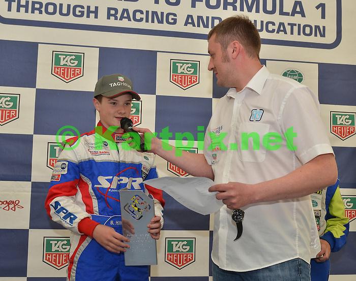 Stars, Mini Max, GYG, Sam Pollitt Racing, Ben Hingeley, Henry Beaudette