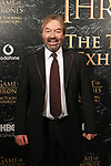 Ian Beattie. the great exhibition of game of thrones begins his world-wide tour in barcelona.26th October, Barcelona.