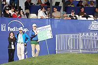 24 JAN 13  The Farmers Insurance Open at Torrey Pines Golf Course in La Jolla, California. (photo:  kenneth e.dennis / kendennisphoto.com)