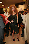 Angelea Preston attends Russell Simmons Celebrates The Grand Opening of the New Arygyleculture Men's Shop at Macy*s Herald Square, NY