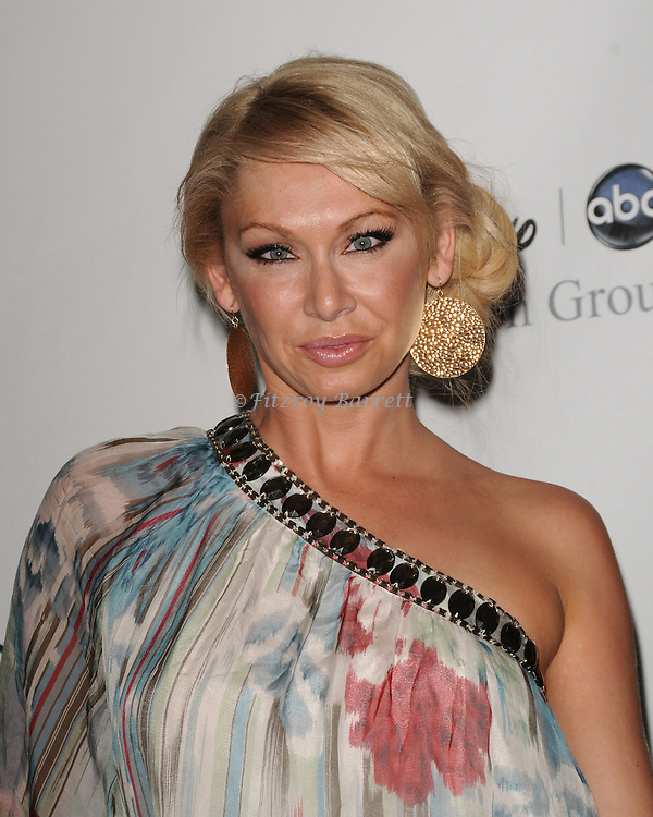 Kym Johnson arriving at the Disney ABC Television Group All Star Party, that was held at the Beverly Hilton Hotel, Beverly Hills, Ca. July 17, 2008. Fitzroy Barrett