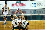 2016 BYU Men's Volleyball vs George Mason