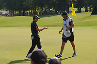 Danny Willett (GBR) points after after his bogey on 1 during round 3 of the WGC FedEx St. Jude Invitational, TPC Southwind, Memphis, Tennessee, USA. 7/27/2019.<br /> Picture Ken Murray / Golffile.ie<br /> <br /> All photo usage must carry mandatory copyright credit (© Golffile | Ken Murray)